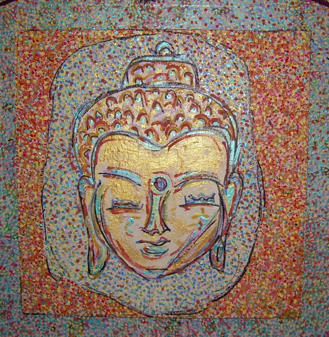 Bouddha attitude