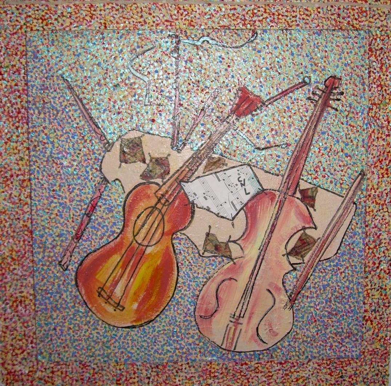 Petite musique pour cordes et cornemuse