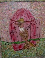 48x57cm Comment dessiner un oiseau