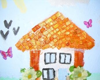 Ma cabane - Amélie Larue 10 ans