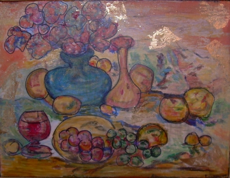 30x40cm Nature morte