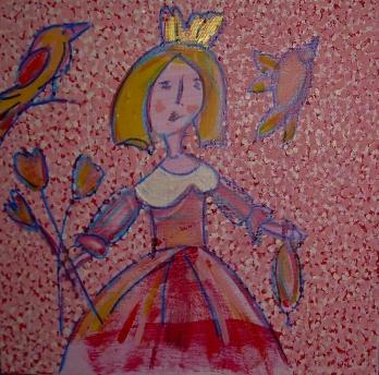 La Belle Dame au carrosse Doré (Contes en Rose)