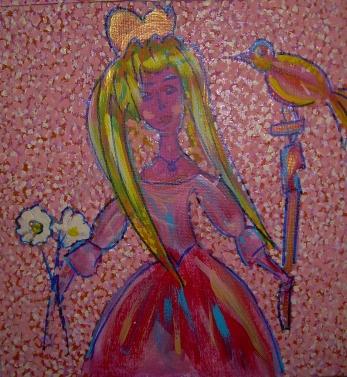 La Princesse au clair de lune (Contes en Rose)