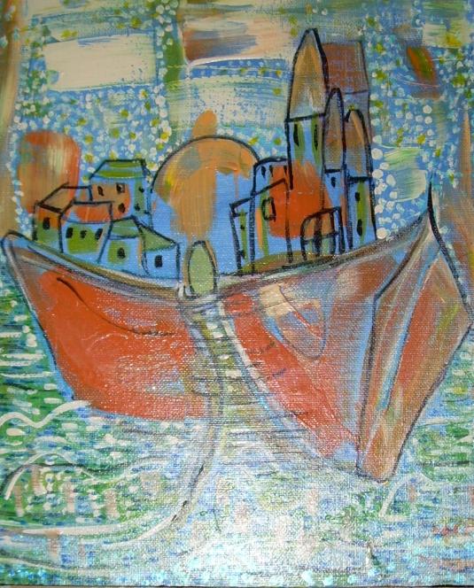 La ville-bateau