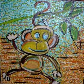 Monsieur singe, contes du bestiaire exotique